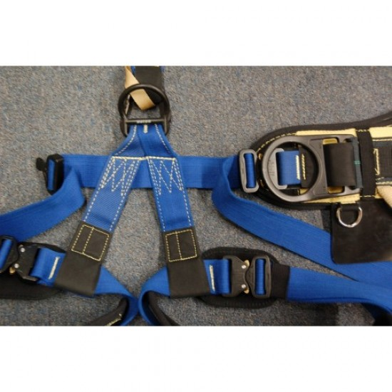 390FRC Construction Lineman Harness